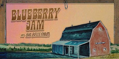 Blueberry Jam - the Harvest Series (Sunday Matinee) tickets