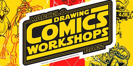 Comic Drawing tickets