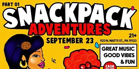 SNACKPACK ADVENTURES tickets