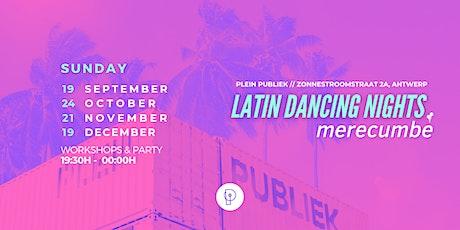 Latin Dancing Nights @ Plein Publiek by Merecumbé tickets