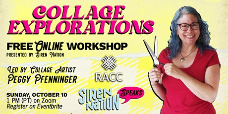 Collage Explorations Workshop tickets