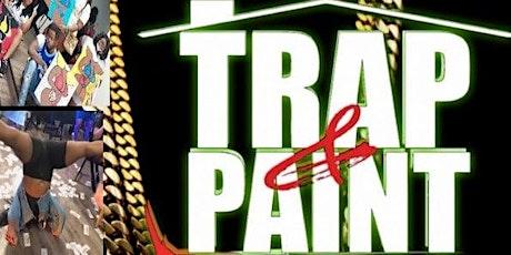 Copy of Trap N Paint (Norfolk VA) tickets