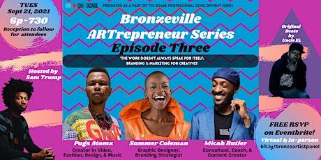 ARTrepreneur Series @ The Bronzeville Incubator tickets