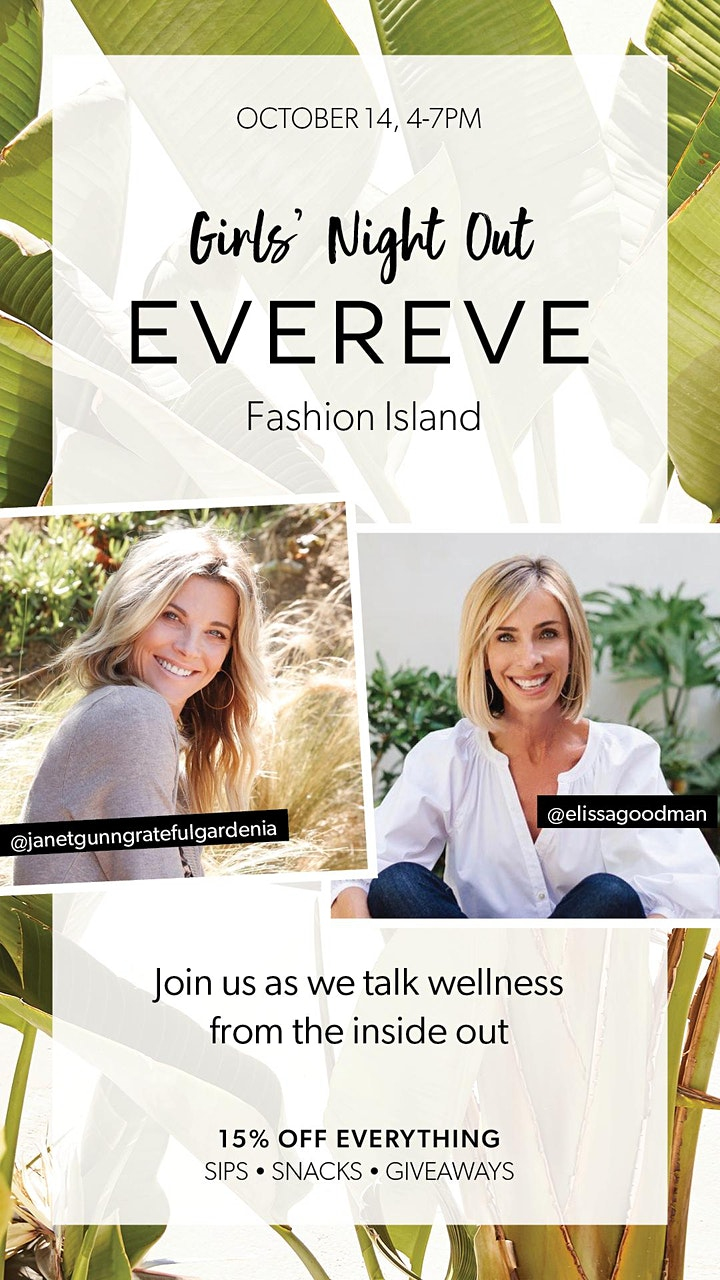 Look Good Feel Good with EVEREVE image