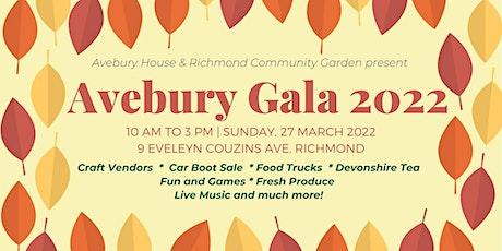Avebury Gala tickets