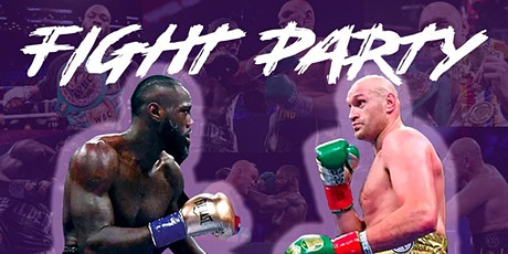 Fight Night Watch Party tickets