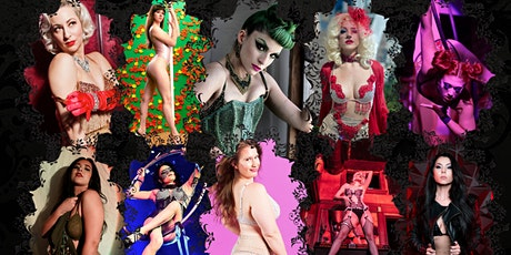 Hollywood Cabaret Night tickets