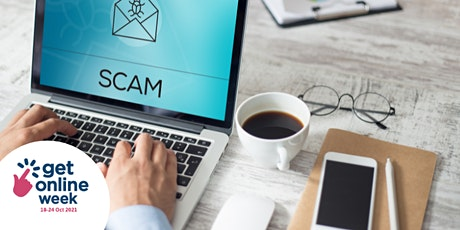 Avoiding Scams: Being safe in an online world - Noarlunga Library tickets