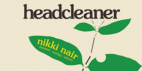 HEADCLEANER at The Summit Music Hall - Saturday October 2 tickets