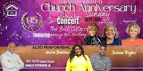 Church Anniversary Celebration tickets