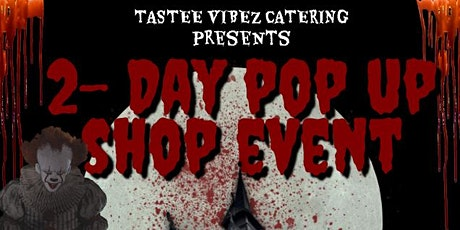 2 Day Pop Up Shop Event Halloween Weekend tickets