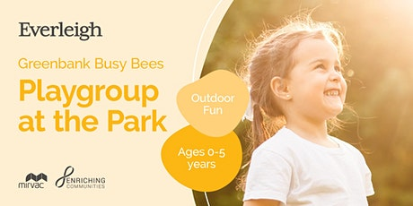 Play at the Park with Greenbank Busy Bees & SuperKidz tickets