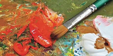 Mental Health Month: art therapy tickets