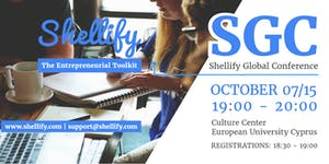 """Shellify is launching """"The Entrepreneurial Toolkit"""""""