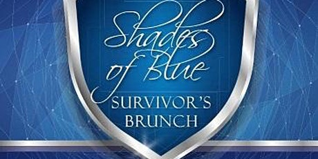 ICWLE Presents: Our Annual Shades of Blue Survivor's Brunch tickets