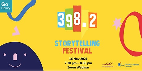 [Tamil] Cheeky Chompers - Foodie Tales [398.2 Storytelling Festival 2021] tickets