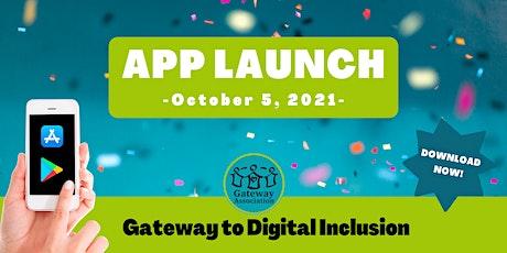 Gateway Association APP Launch tickets
