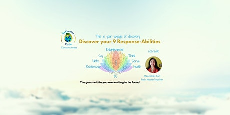 Your 9 Response-Abilities: 9 sessions for a happier, more purposeful life tickets