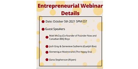 Entrepreneurial Speakers tickets