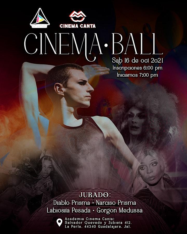 Imagen de Cinema Canta Presenta: CInema Ball