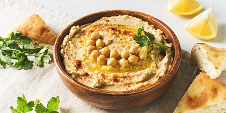 Middle East Feast - Cooking Class tickets
