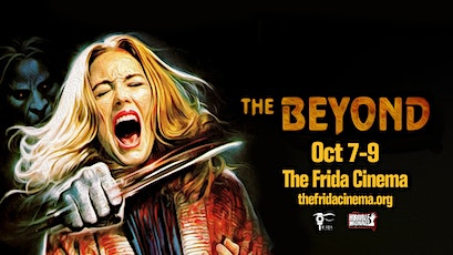 THE BEYOND w/ Horrible Imaginings: The Frida Cinema tickets