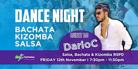 Salsa, Bachata and Kizomba Dance Night I RSPD tickets