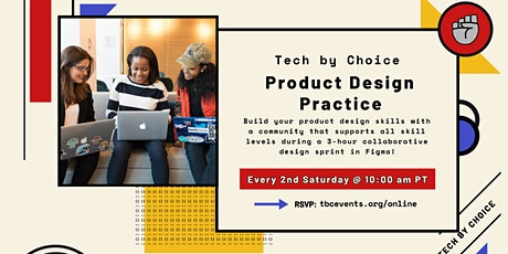 Product Design Practice with Tech by Choice tickets