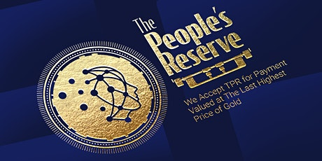 THE NEW ECONOMY with The People's Reserve tickets