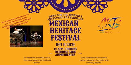 Mexican Heritage Festival 2021 tickets