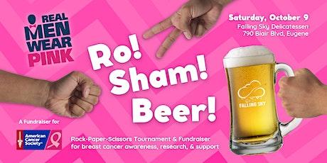 Ro-Sham-Bo Tournament Breast Cancer Fundraiser tickets