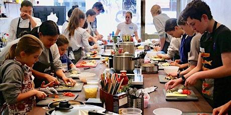 Youth Virtual Drop - In - Cooking Workshop 4 week Series tickets