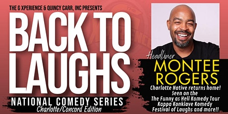 Back To Laughs Comedy Series | Charlotte/Concord, North Carolina tickets