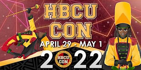 HBCU Con 2022 tickets