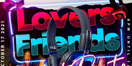 """LOVERS AND """"FRIENDS"""" SILENT PARTY tickets"""