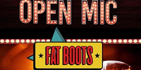 Fat Boots Karaoke Night tickets