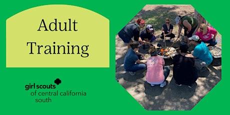 Outdoor Training Part B- Kern tickets