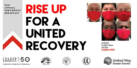 2021 Presidents' Breakfast: Rise Up for a United Recovery tickets