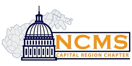 NCMS Capital Region Chapter September 2021 Virtual Quarterly Meeting tickets