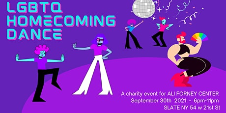 LGBTQ HOMECOMING DANCE + Queer Festival tickets