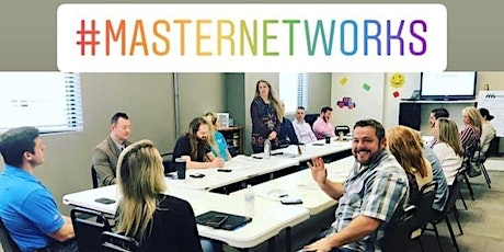 Weekly Networking Meeting-Master Network Melissa Chapter In Person and Zoom tickets