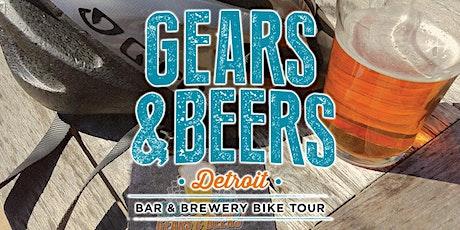 GEARS & BEERS 2021 - Detroit tickets