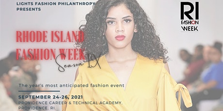Rhode Island Fashion Week Season IX (The Virtual Experience) tickets