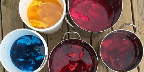 Basic Dyeing Techniques tickets