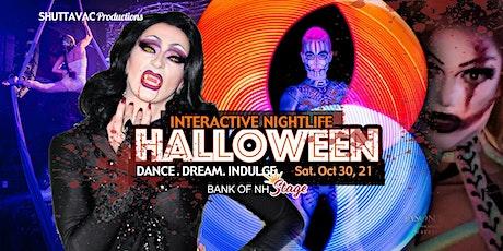 Halloween -Interactive NightLife Experience tickets