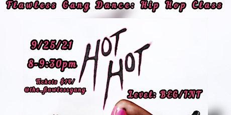 Flawless Gang Dance: Hip Hop Class tickets