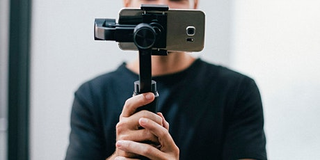 Youth Virtual Drop - In - Film-Making on your Phone 4 weeks series tickets