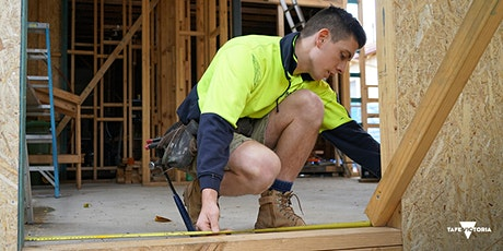 Certificate IV in Building & Construction - Online Info Session tickets