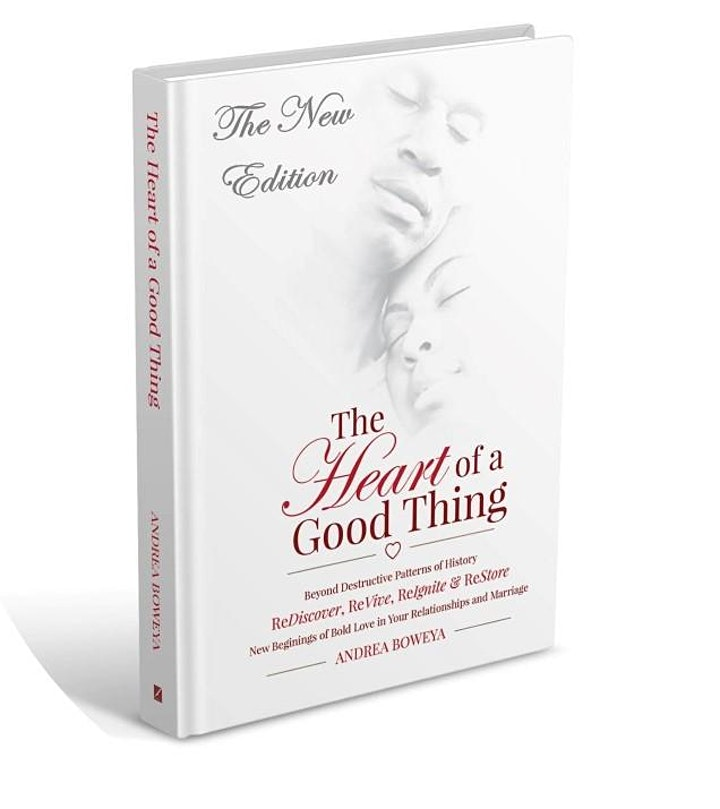 The Heart of a Good Thing - New Edition - Offical Launch  - Nov 13 @ 2pm image