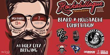 8th Annual Rockabilla-Que Beard & Moustache Competition tickets